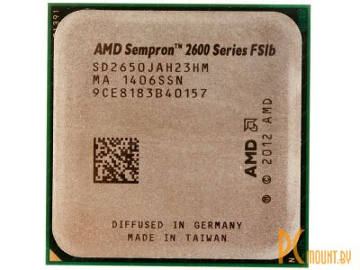 cpu s-am1 sempron 2650 oem