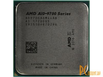 фото Процессор AMD A10-9700 OEM Soc-AM4