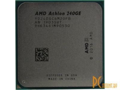 cpu s-am4 athlon 240ge box