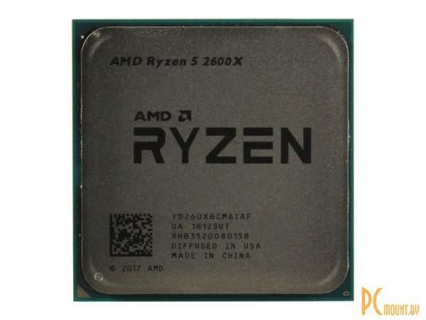 Процессор AMD Ryzen 5 2600X OEM Soc-AM4