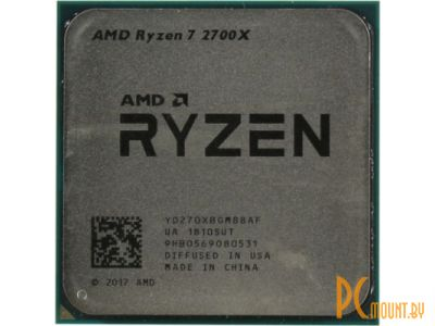 cpu s-am4 ryzen 7 2700x oem