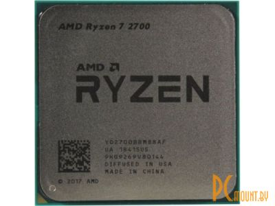 cpu s-am4 ryzen 7 2700 oem