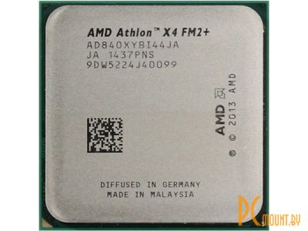 cpu s-fm2+ athlon x4 840 oem