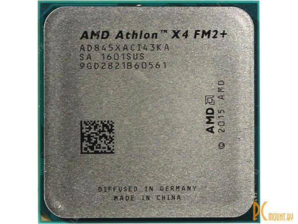 cpu s-fm2+ athlon x4 845 oem