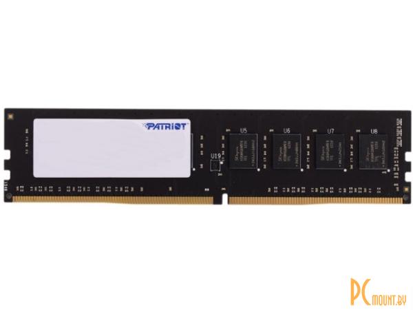 Память оперативная DDR4, 8GB, PC21300 (2666MHz), Patriot PSD48G266681