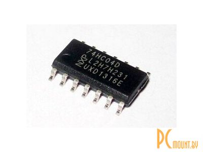 rc ic 74hc04d sop