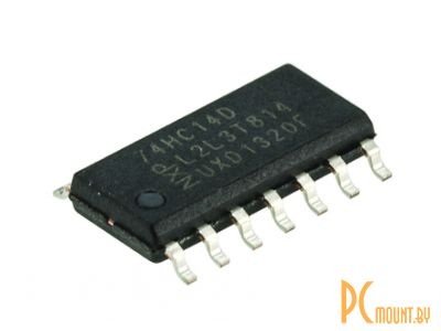 rc ic 74hc14d sop