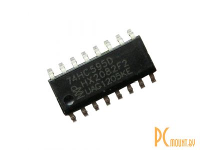 rc ic 74hc595d sop-16