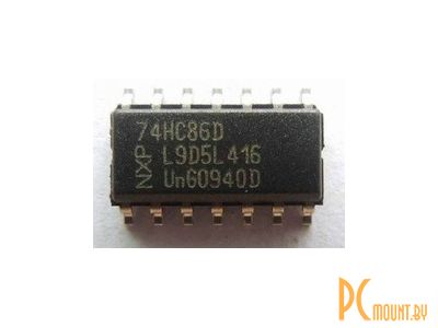 rc ic 74hc86d sop