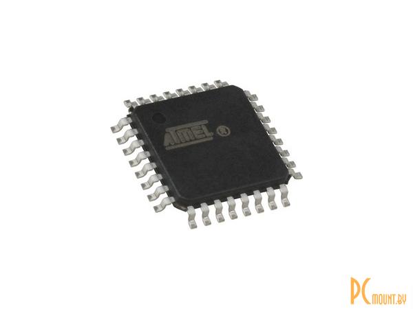 фото Микросхема микроконтроллера, Microcontroller 8bit ATMEGA 8L-8AU TQFP32