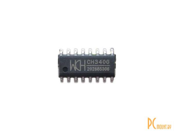 rc ic ch340g sop16
