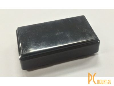 rc plastic enclosure 1001 50x28x15mm black