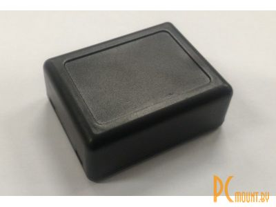 rc plastic enclosure 1009 46x36x18mm black