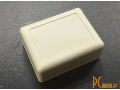 rc plastic enclosure 1009 46x36x18mm white