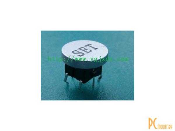 rc sw 1key+led button 6pin set