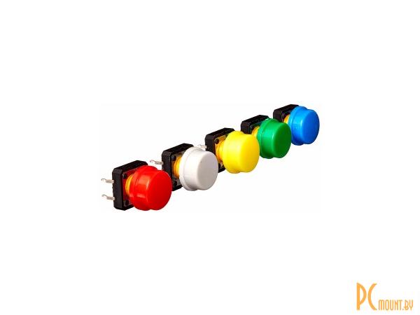 rc sw plastic knobs white