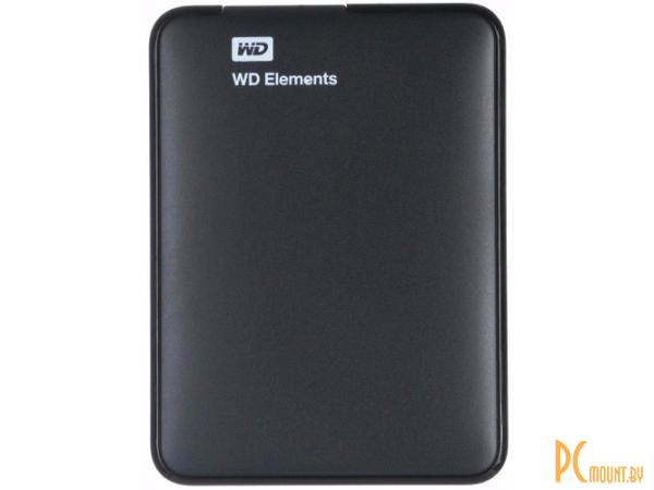 Внешний жесткий диск 2TB  WD WDBU6Y0020BBK-WESN 2.5