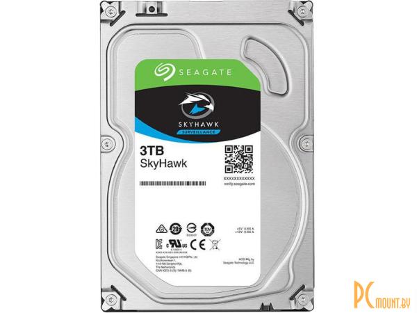 фото Жесткий диск 3TB Seagate ST3000VX009 SATA-III