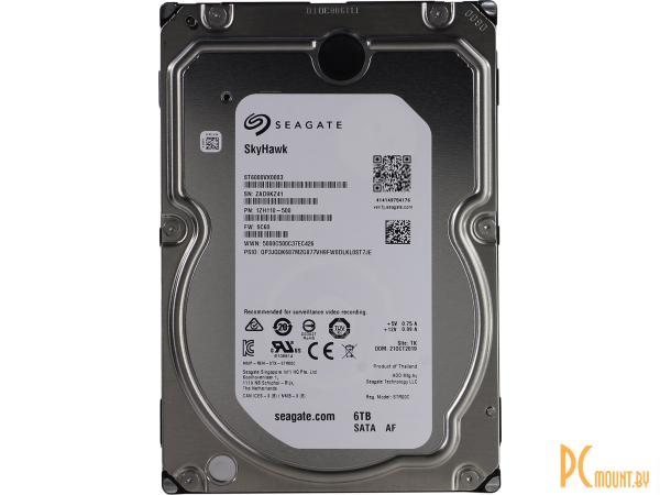 Жесткий диск 6TB Seagate ST6000VX0003 SATA-III