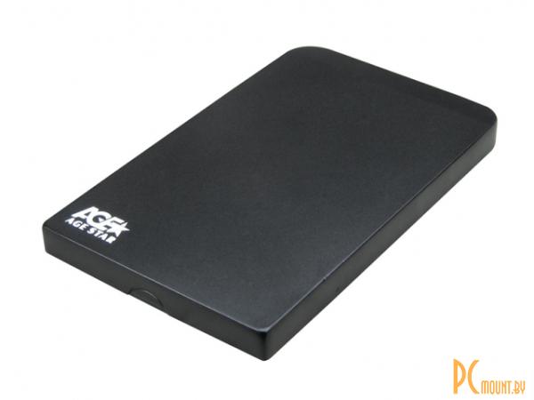 drivecase agestar 3ub2o1 black
