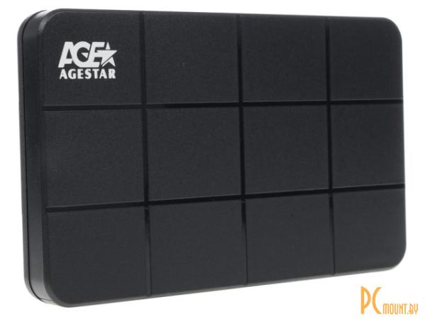 drivecase agestar 3ub2p1c black