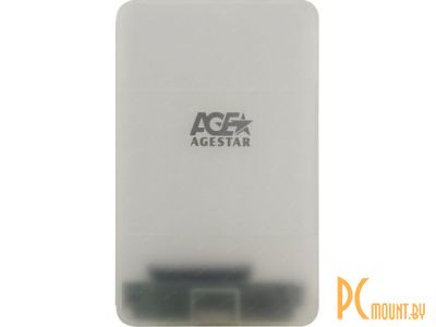 drivecase agestar 3ubcp3 white