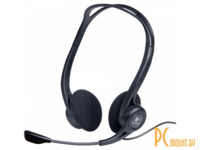 фото Наушники Logitech PC Headset 960 USB (981-000100)