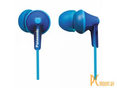 headphone panasonic rp-hje125e-a