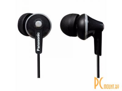 headphone panasonic rp-hje125e-k