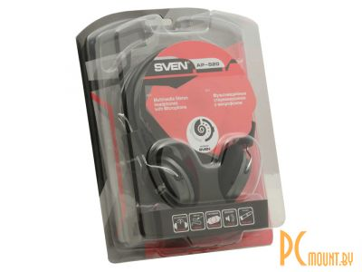 headphone sven ap-520+microphone