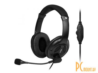 headphone sven ap-675mv+microphone