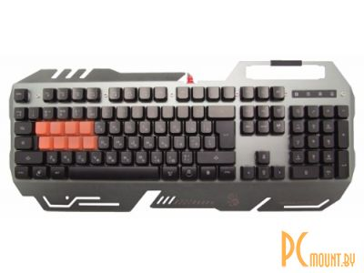 kbd a4 bloody b418 usb grey