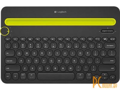 kbd logitech k480 bluetooth black 920-006368