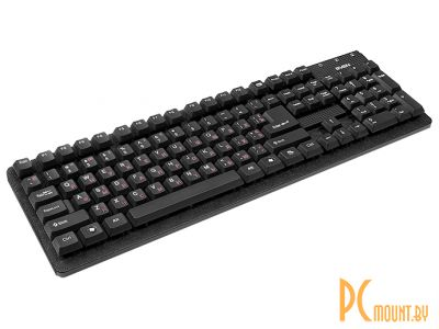 kbd sven standard 301 black usb+ps