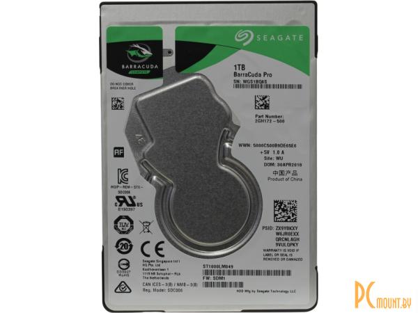 фото Жесткий диск 1TB  Seagate ST1000LM049 SATA-III