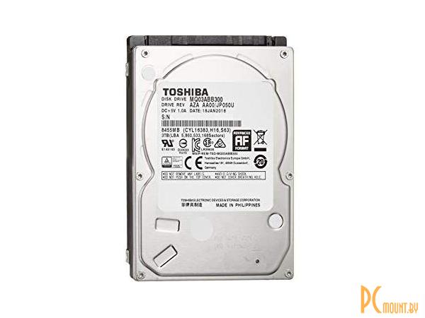 фото Жесткий диск 2TB  Toshiba MQ03ABB200 SATA-III