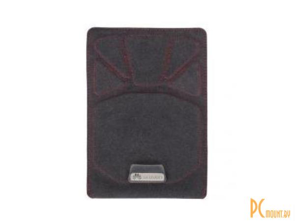 """фото Чехол для планшета HUAWEI  для планшетов  7-8"""" из микрофибры, черный (Рекомендуем для """"Smarty Midi 8L"""")"""