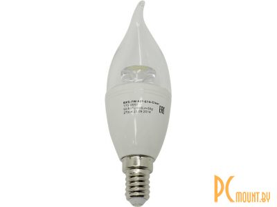 light lamp led era smd-bxs-7w-827-e14-clear