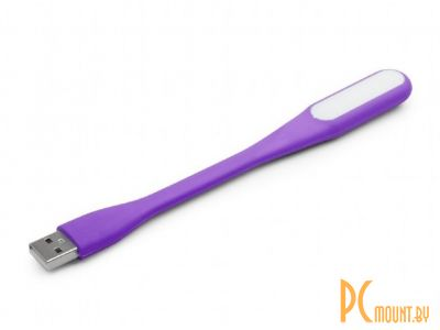 light lamp usb gembird nl-01-pr violet