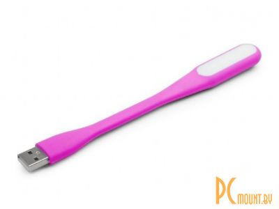 light lamp usb gembird nl-01-p pink