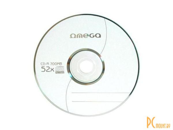 media cdr omega 700 52x bulk50
