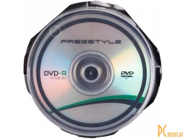 media dvd-r freestyle 4g7 16x cake50