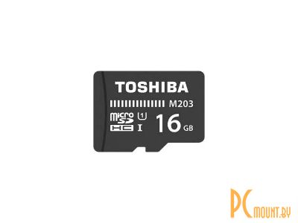 flash microsdhc 16g class10 uhs-1 toshiba thn-m203k0160ea