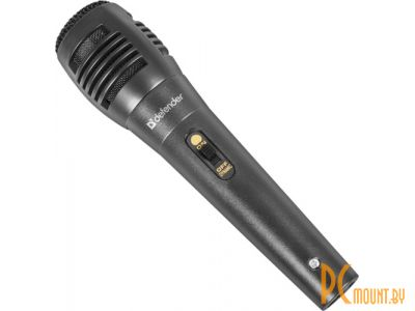 mic defender mic-129 black 64129