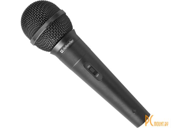 mic defender mic-130 black 64131