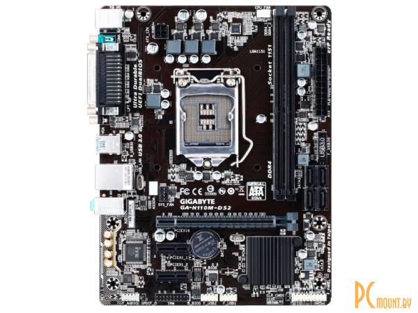 mb gigabyte ga-h110m-ds2