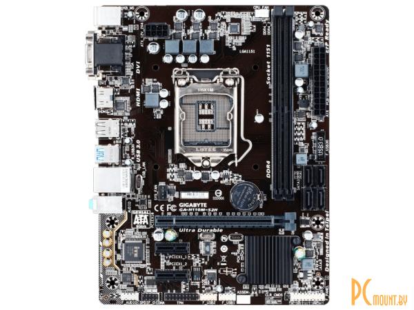 mb gigabyte ga-h110m-s2h