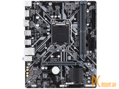 discount mb gigabyte h310m-a used