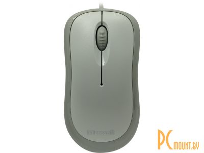 Мышь Microsoft Basic Optical Mouse White (P58-00060)