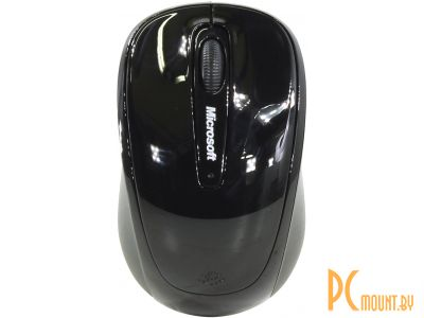 Мышь Microsoft Wireless Mobile Mouse 3500 Black L2  (GMF-00292)